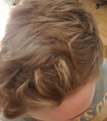 Meine Haarfarbe - (Haare, Frisur, färben)