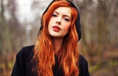 Orange Haare Tinfunny12h