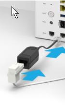 Muss man eine DECT Station immer mit dem Router verbinden/ Wie heisst dieser Adapter?