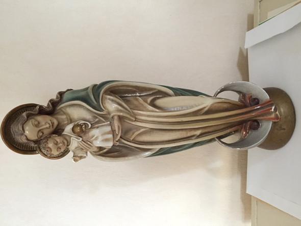 Mutter Gottes - (Religion, Kunst, Christentum)