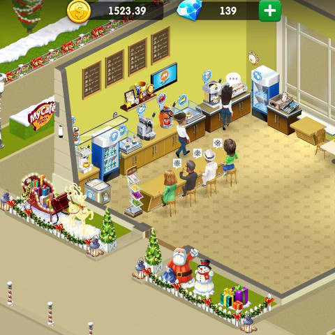 My Cafe Recipes Stories Spiele