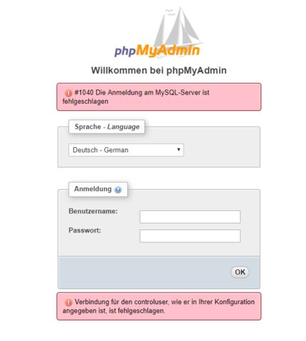 - (Server, Netzwerk, PHP)