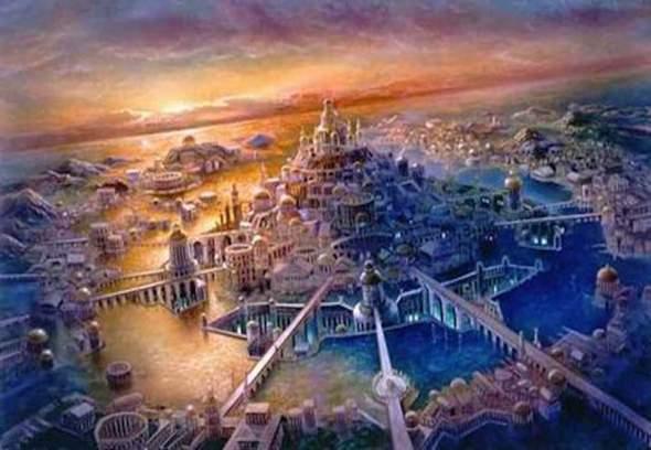 Mythos Atlantis?