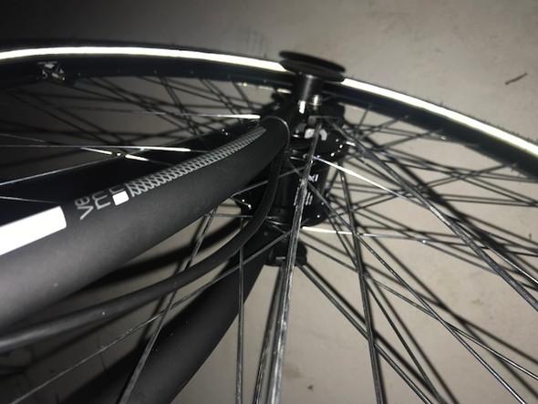 Einige Fotos damit ihr euch ein Bild vom Fahrrad machen könnt. - (Fahrrad, shimano, Nabendynamo)