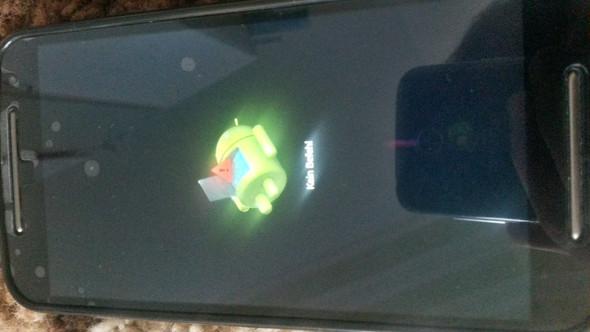 Der Fehler - (Android, Systemupdate)