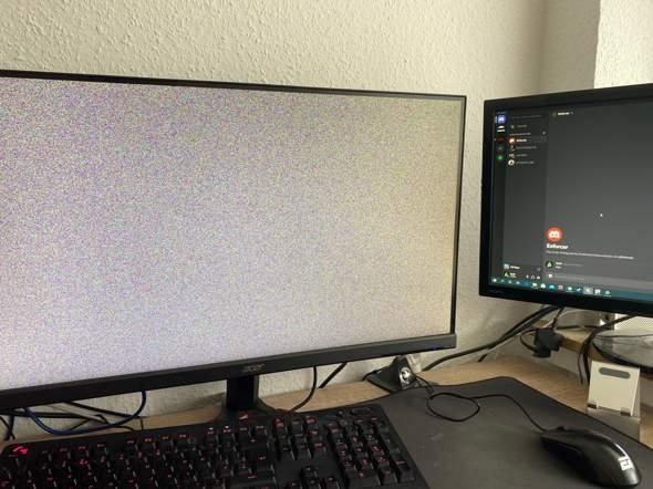 Nach ca. 30 Minuten nicht Nutzung des PC passiert das?