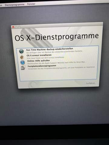 Nach Software-Installation MacBook defekt?
