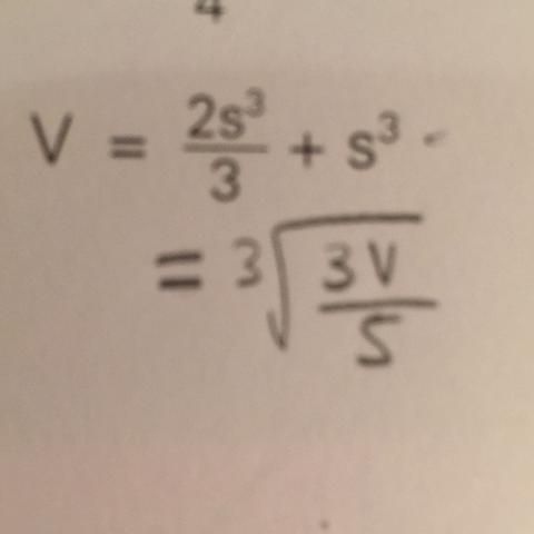 ........ - (Mathe, variablen, auflösen)