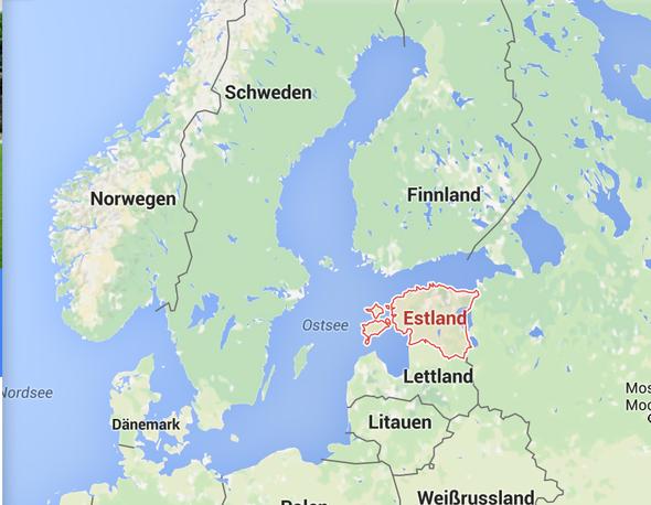 Estland - (Schule, Lehrer, Geografie)