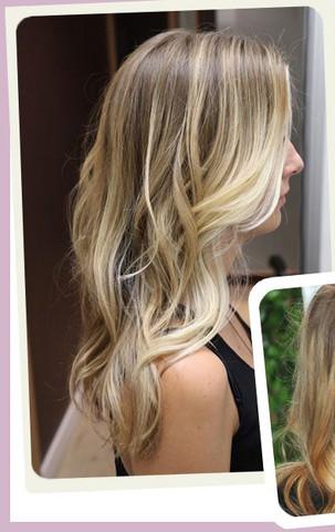 Vorlage - (Haare, Friseur)