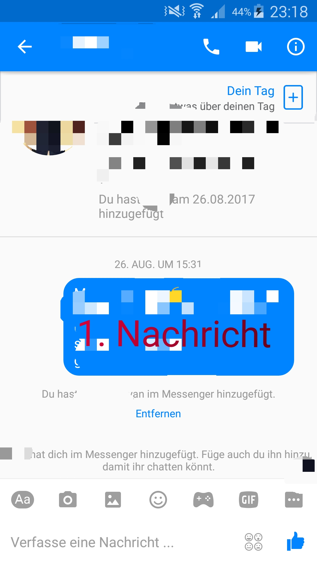 Facebook Nachricht Ohne Messenger