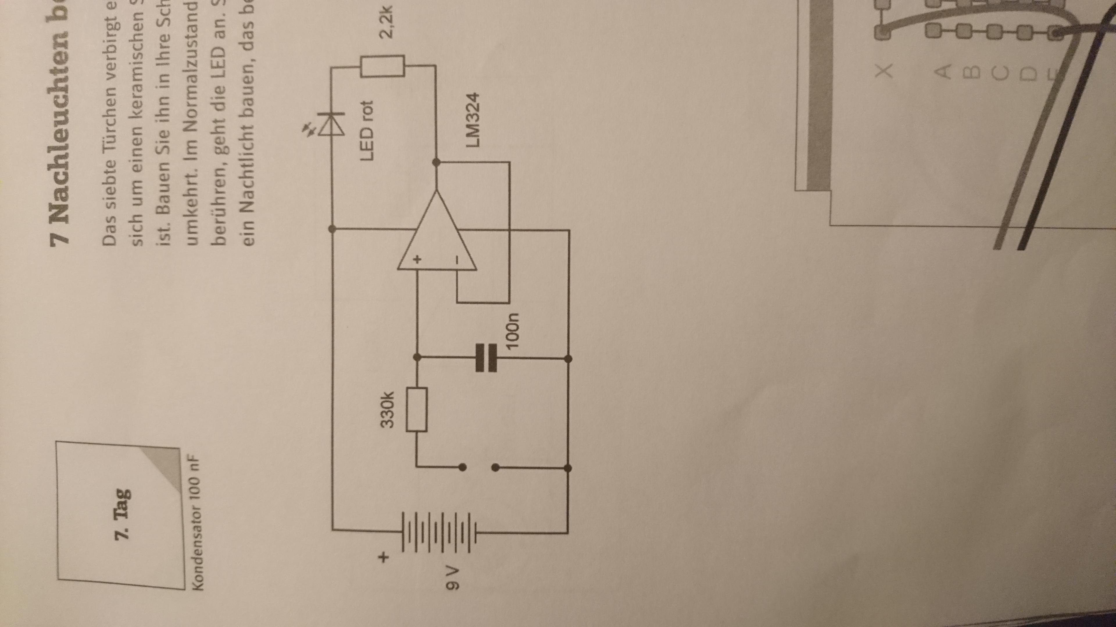 nachtleuchten bei ber hrung opv technik technologie. Black Bedroom Furniture Sets. Home Design Ideas
