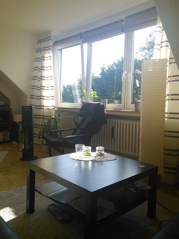 nachtr glich franz sischer balkon im dachgeschoss wohnung bauen eigent mergemeinschaft. Black Bedroom Furniture Sets. Home Design Ideas