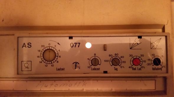 Steuerung des Nachtspeichers - (Elektrik, Heizung, Wärme)