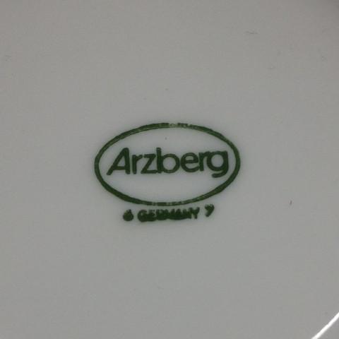 Arzberg Porzellanmarke   - (Geschirr, Porzellan, Keramik)