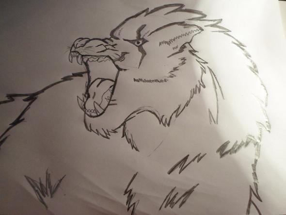 Das ist der Wolf ;) - (Name, Wolf)