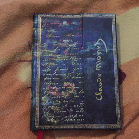 Hier ist das Buch /Paperblank ...whatever.... - (Namen, Tagebuch)