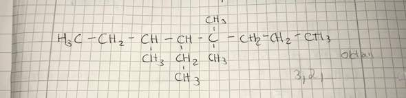 Nomenklatur! Chemie Alkane Hilfe?