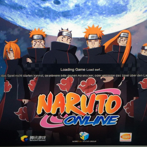Naruto online  - (Computer, Technik, Games)