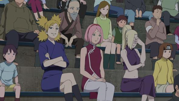 Bitte um Antworten - (Anime, Naruto)