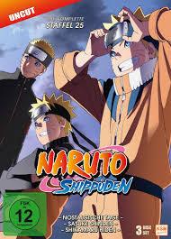 Naruto Serien
