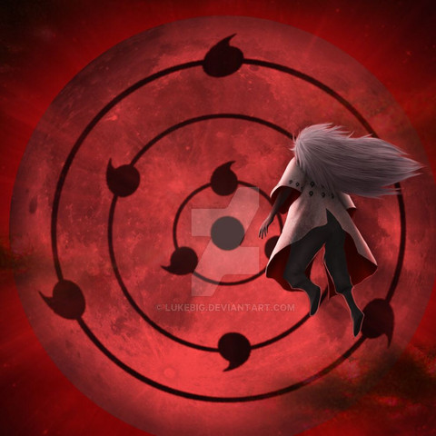 Genjutzu von Madara  - (Anime, Naruto, Naruto Shippuuden)