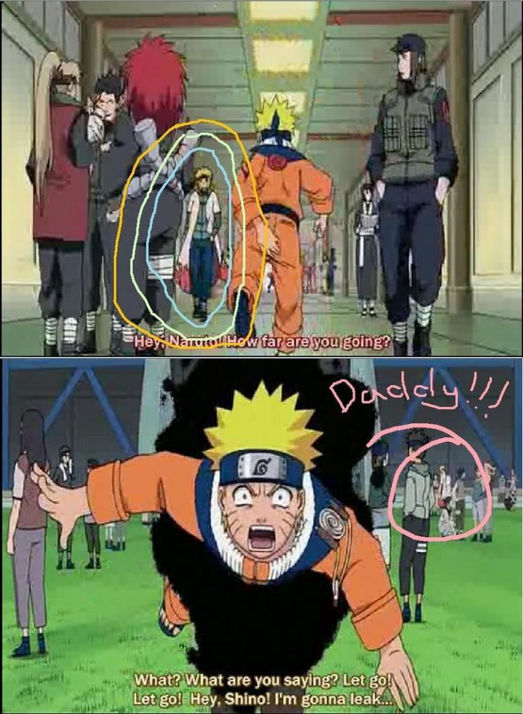 Naruto Tochter