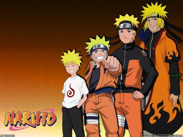 Naruto Zeitsprung? - (Anime, Manga, Naruto)