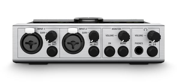 Interface von Oben - (Fernseher, Audio, digital)