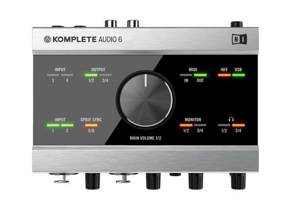 Interface von Vorne - (Fernseher, Audio, digital)
