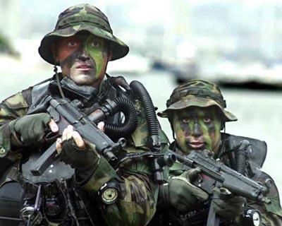 Navy Seals - (Beruf, Menschen, Bundeswehr)