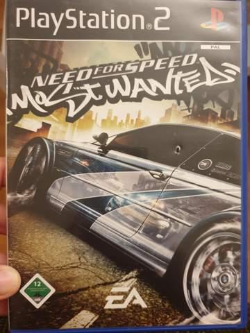 Need for speed wieviel ist diese ps2 Ausgabe wert?