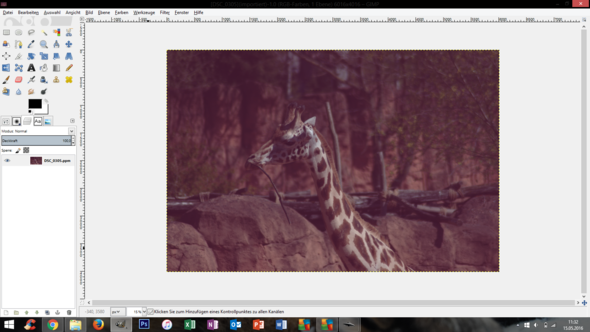 lululu - (Photoshop, Gimp, Nikon)