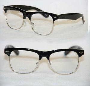 ray ban nerd brille schwarz