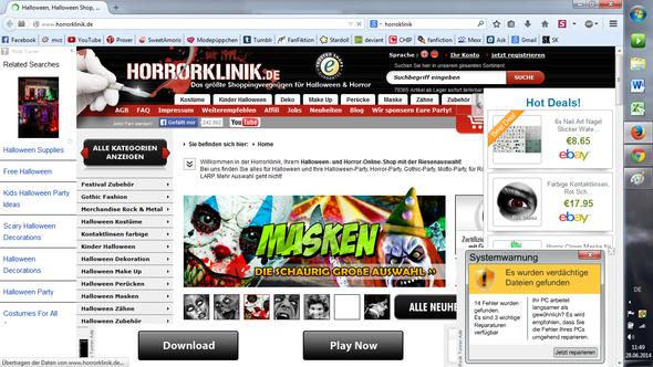 siehe Werbung - (Werbung, Browser, Firefox)