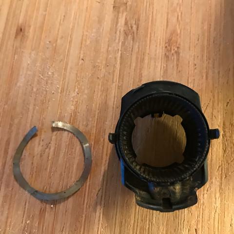 Teil von vorne - (Kosten, Reparatur, Kaffee)