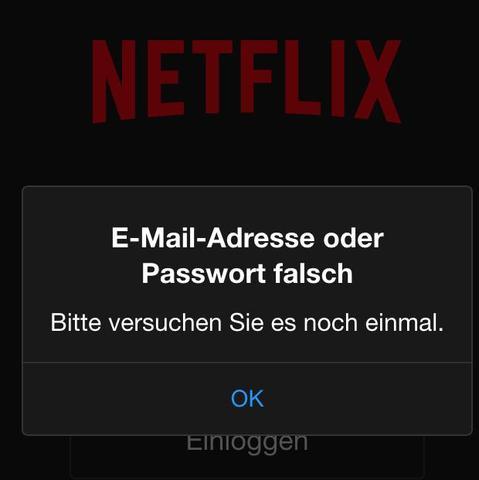 Netflix Familienabo