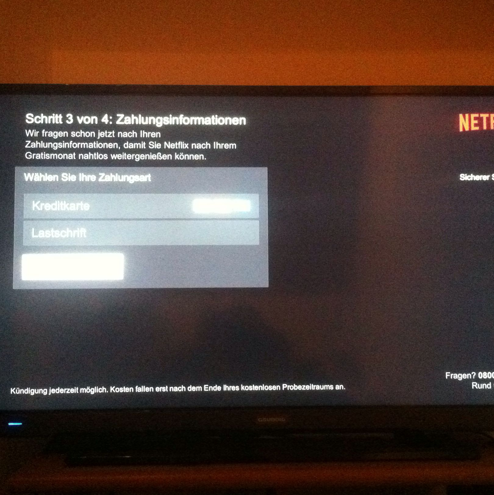 Netflix Anmelden