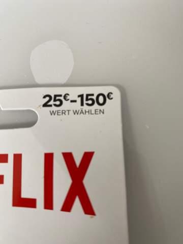 Netflix wert wählen?