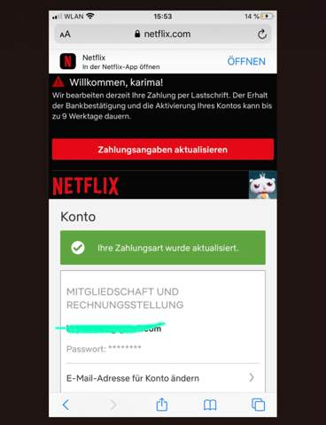Netflix Fragen