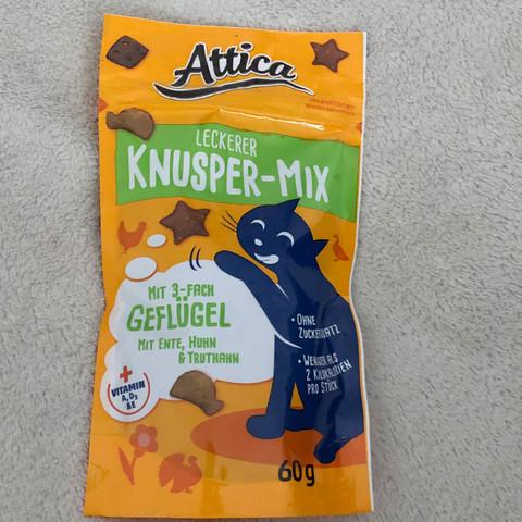 Netto Attica Knusper-mix?
