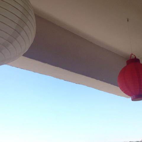 Netz Am Balkon Befestigen Bilder Wohnung Haus