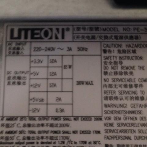 Hier ist das Bild des Anschlusses! Ich kenn mich da nicht so aus, bitte helfen!  - (PC, Watt, GTX 970)