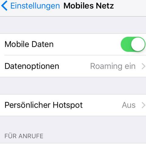 Mobile daten - (Handy, iPhone, Beauty)