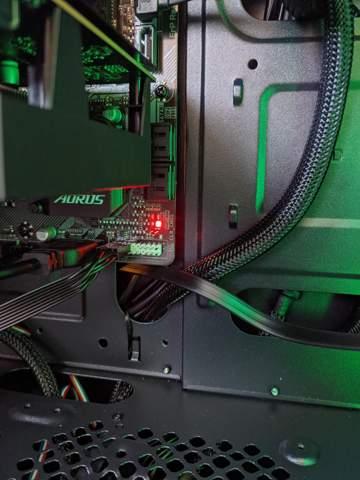 Neu zusammengebauter PC zeigt kein Bild?