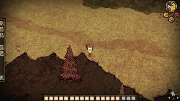 Rote pixel im bild - (Spiele, Games, Computerspiele)