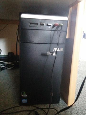Rechnermodell - (Computer, Grafikkarte, Bildschirm)