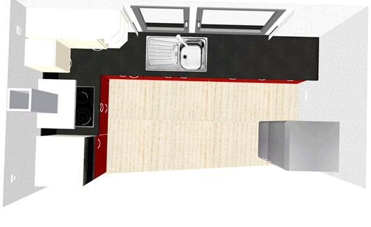 Kitchen - (Kochen, Küche, Möbel)