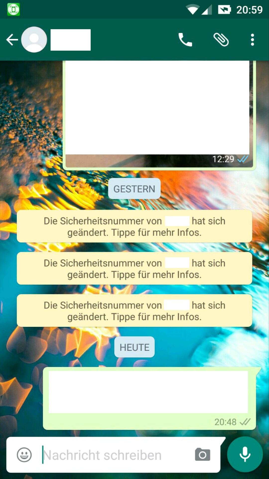 Neue Whatsapp