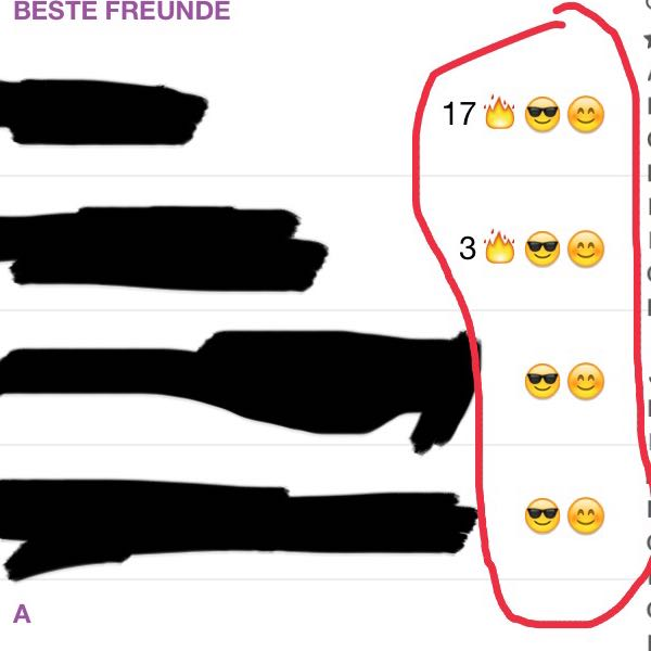 how to add smiley in snapchat